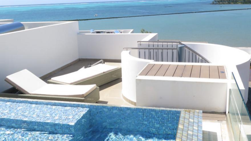 Location Penthouse Azuri Ile Maurice