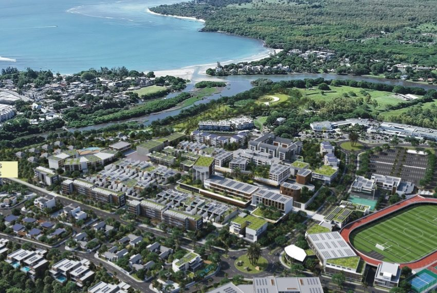 Cap Tamarin a great real estate project in the west coast of Mauritius 1