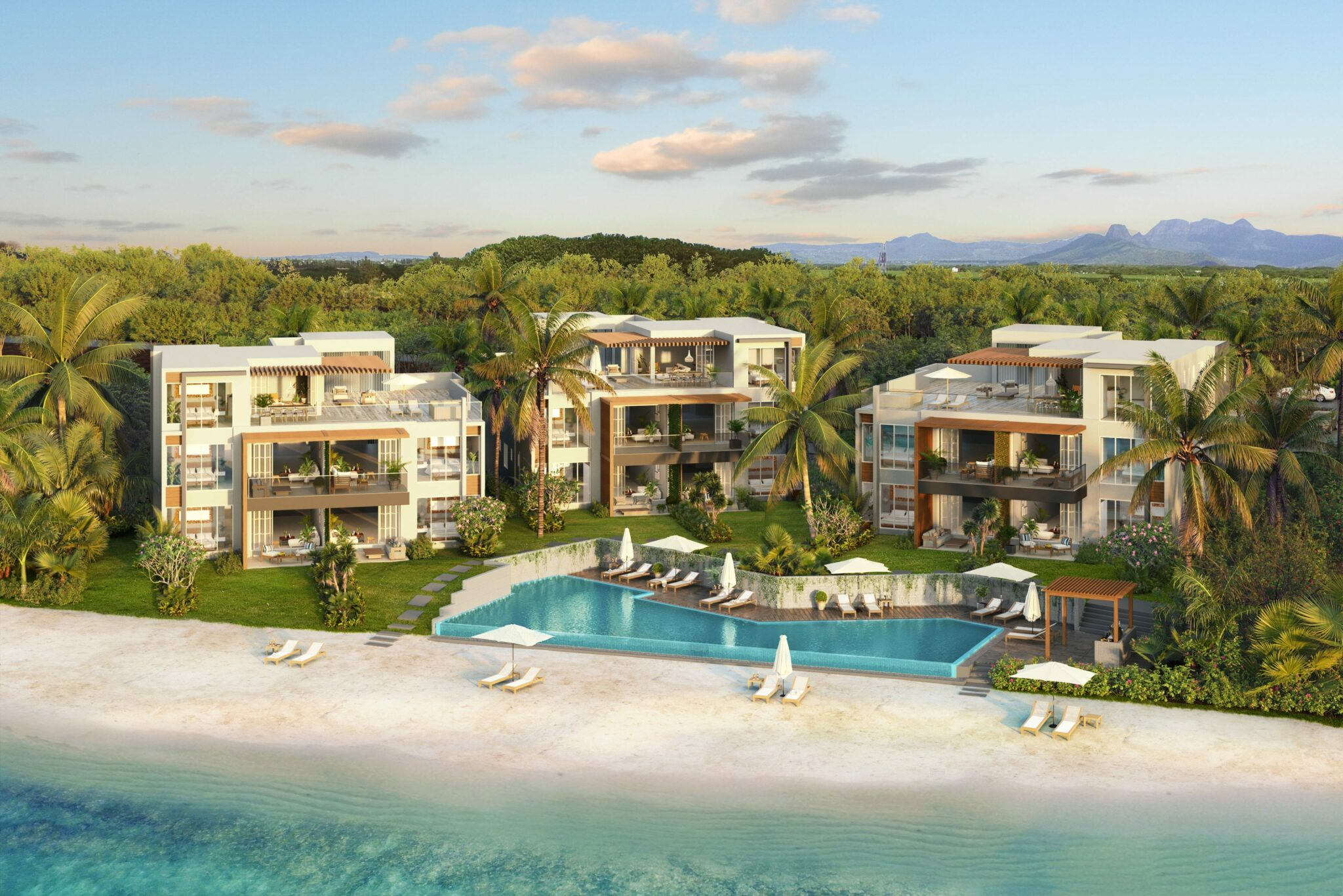 appartement ocean point immobilier ile maurice
