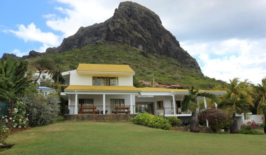 Vente Villa le Morne Ile Maurice