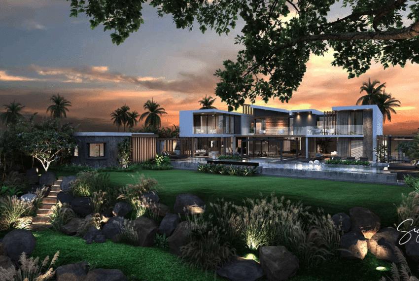 Villa signature - Cap Marina - investir a Ile Maurice