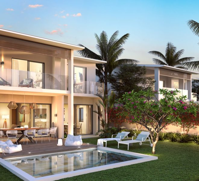 Villa Aloés Cap Tamarin Ile Maurice