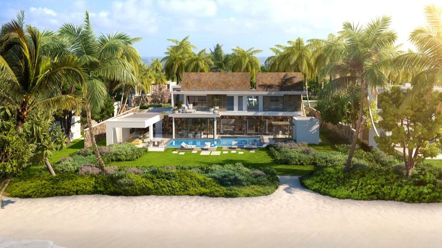 villa - One & Only Private Homes immobilier ile maurice
