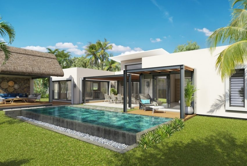 achat villa de luxe - residence laelia - immobilier ile maurice
