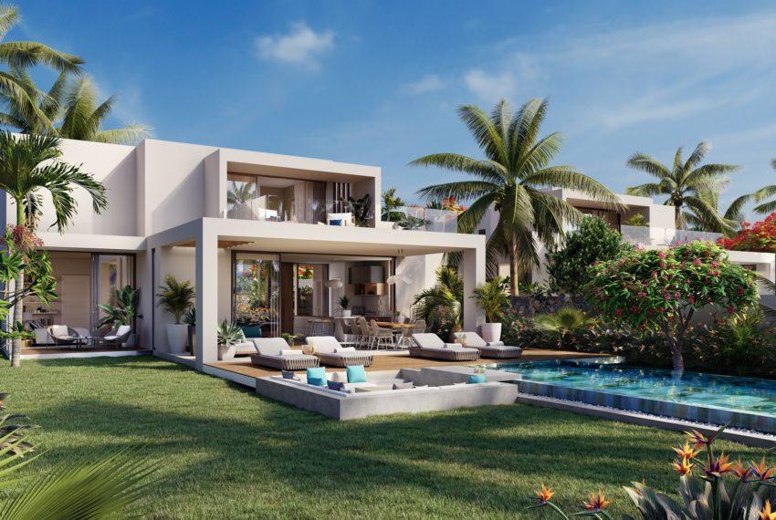 villa anahita émeraude achat étranger ile maurice