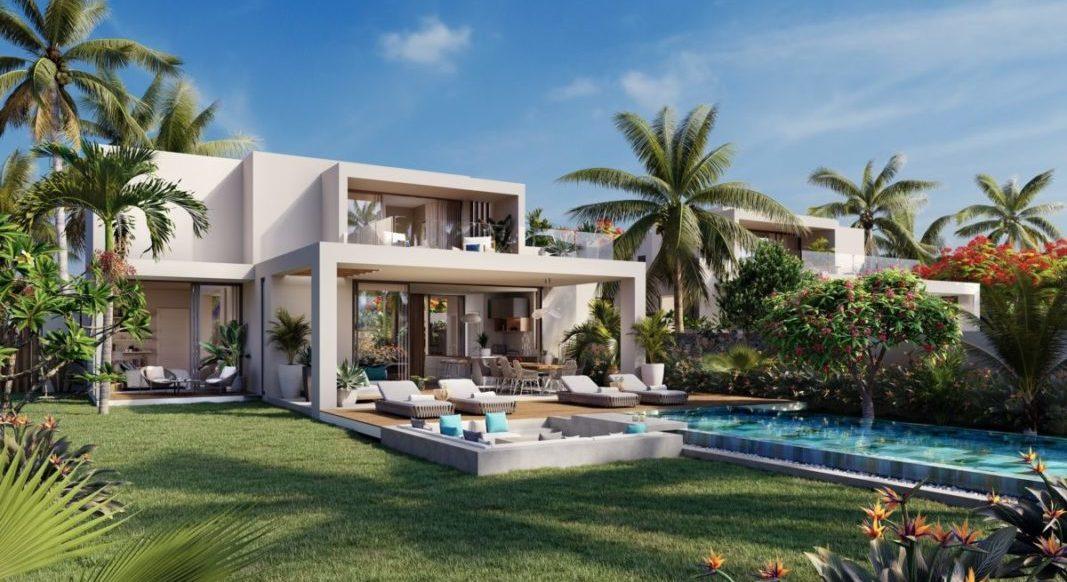 villa anahita émeraude - achat villa de luxe - investir a ile maurice