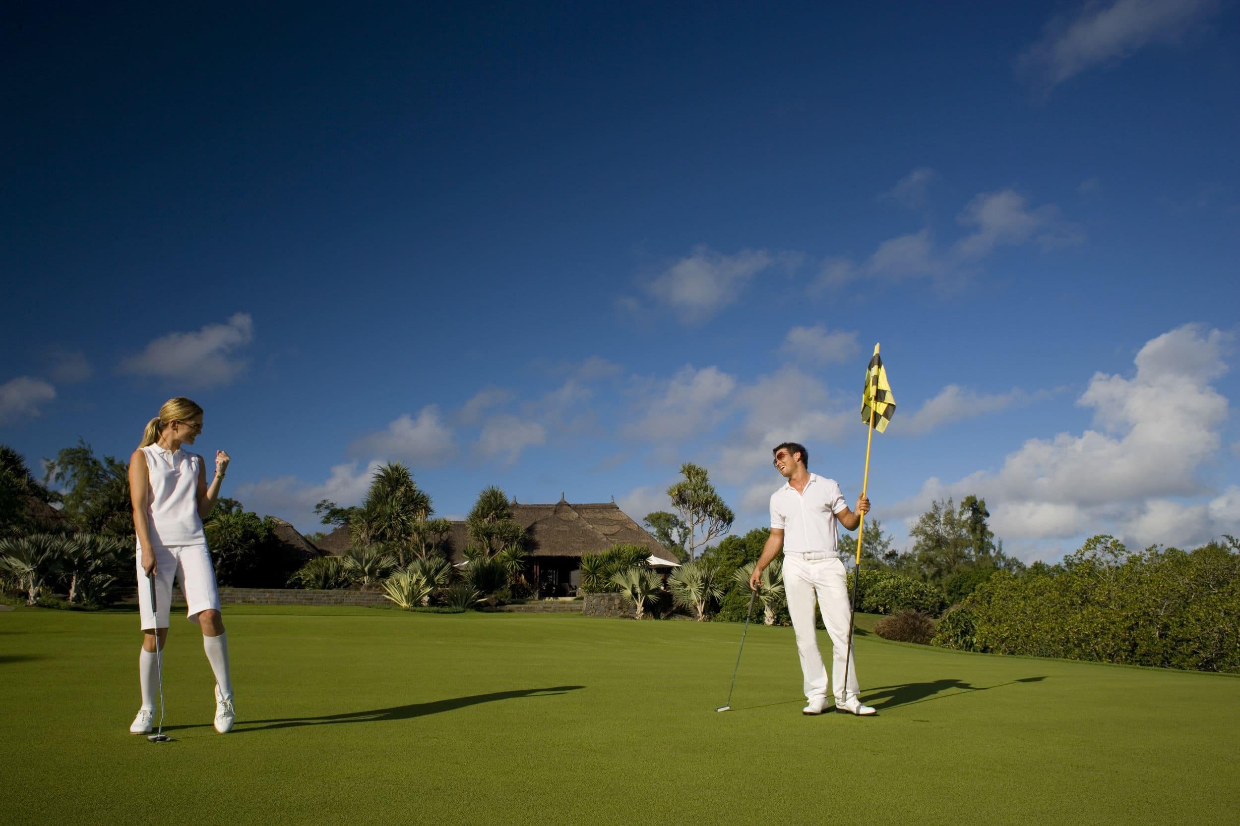 Golf Mon Choisy - Investir a maurice