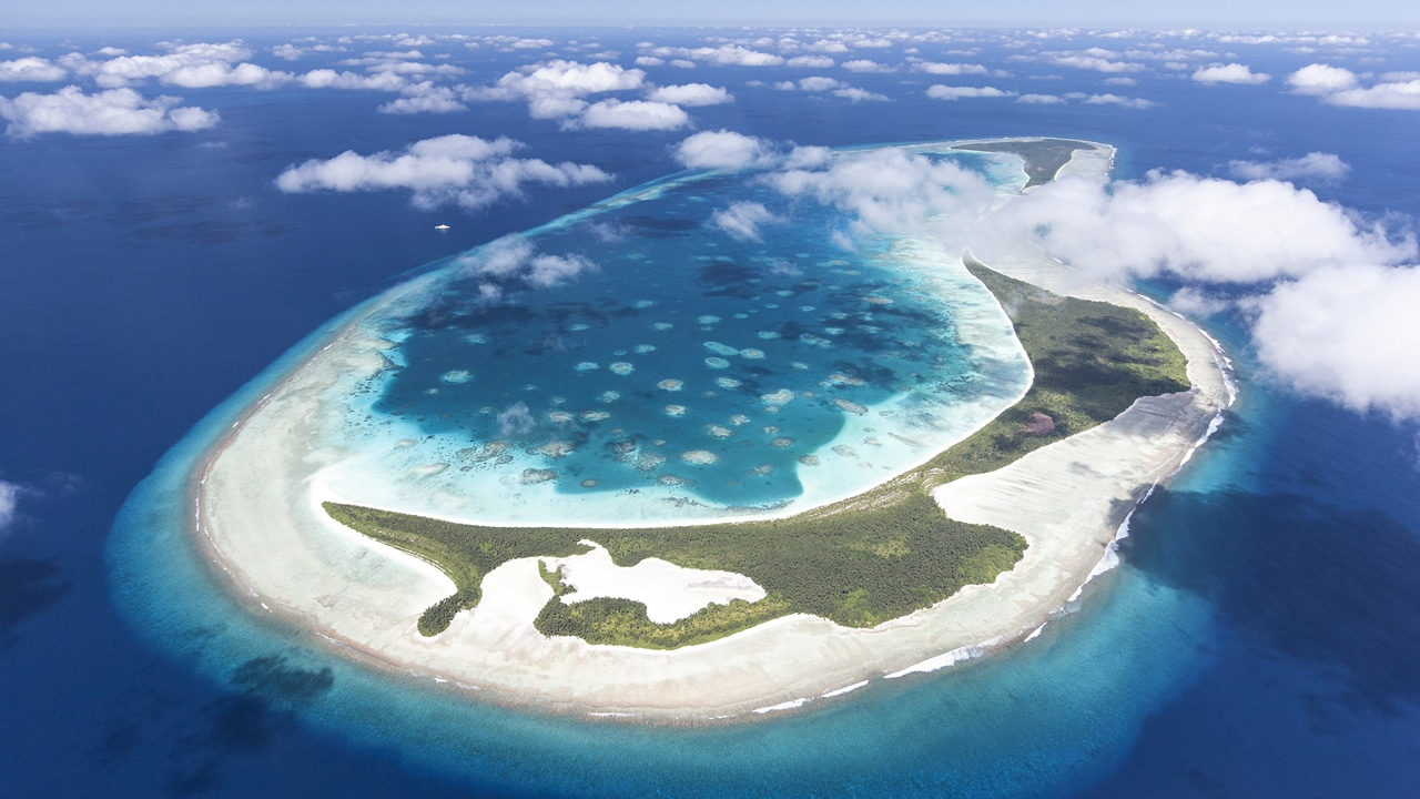 Chagos - archipel - ile Maurice