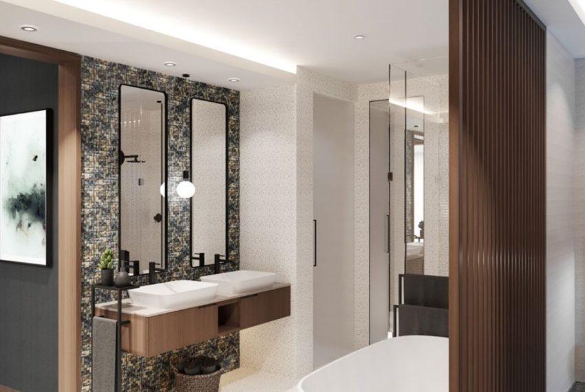 Lifestyle - The bathroom